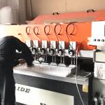 Chinov diamond polishing machine