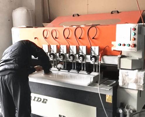 acrylic display manufacturer Diamond Polishing Machine
