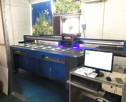 acrylic display manufacturer UV Printer