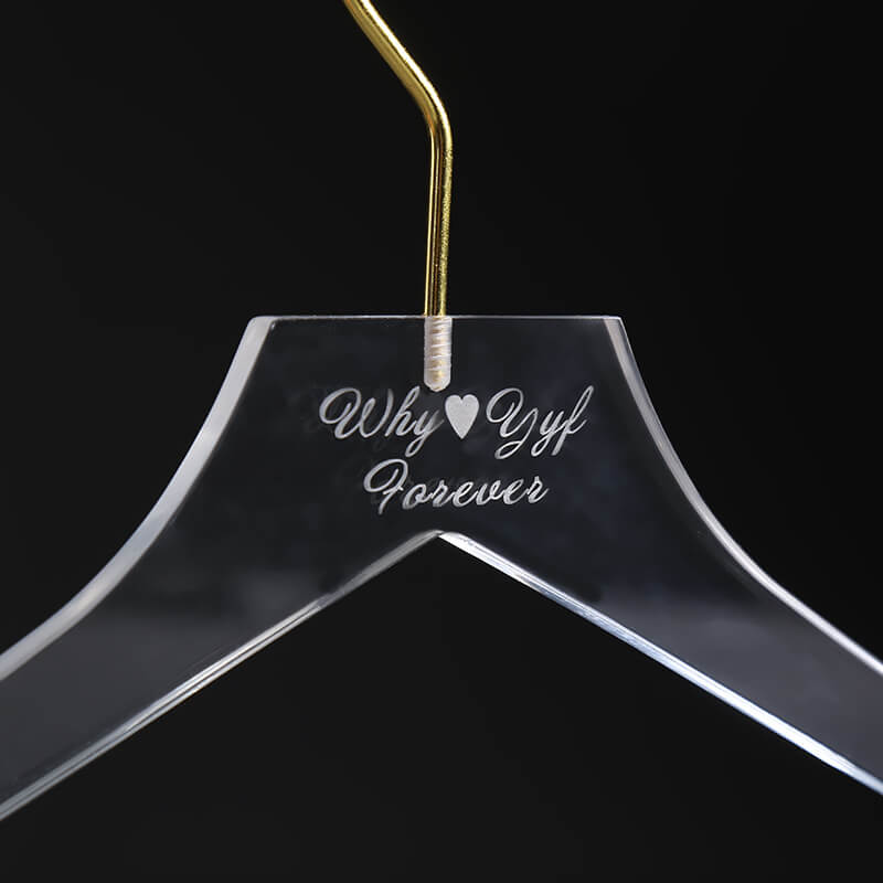 Chinov-Customize LOGO for acrylic hanger