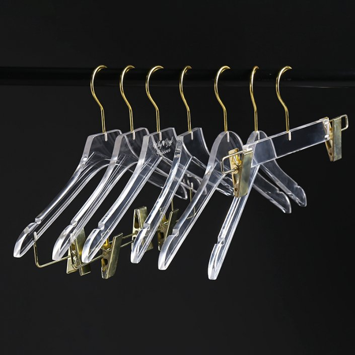 Chinov-Acrylic Lingerie Hangers