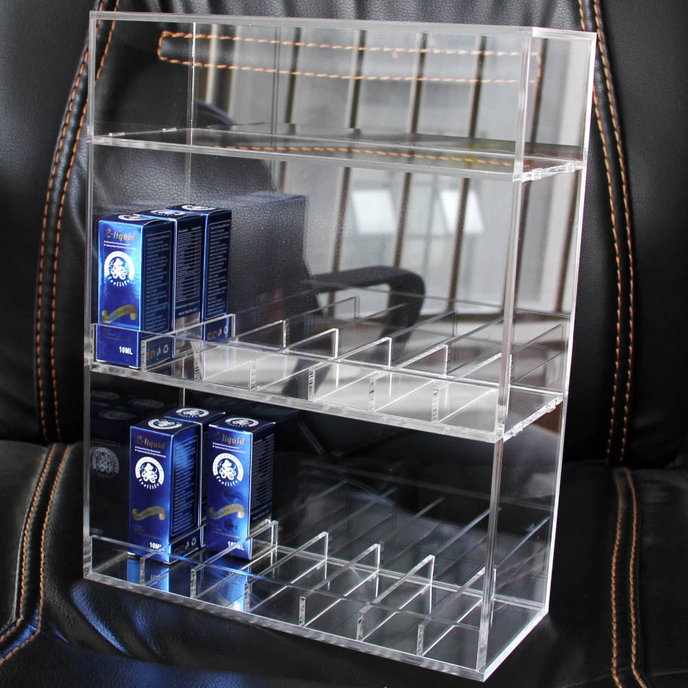 E006 - Acrylic Vapor Display Case