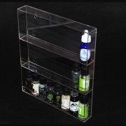 E015 Acrylic E-liquid Display Wall-Mount Display Case