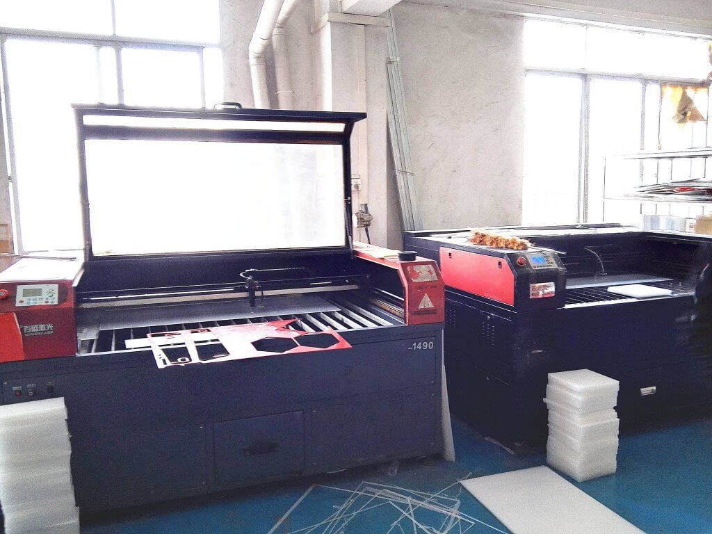 acrylic display manufacturer Laser Engraving Machine