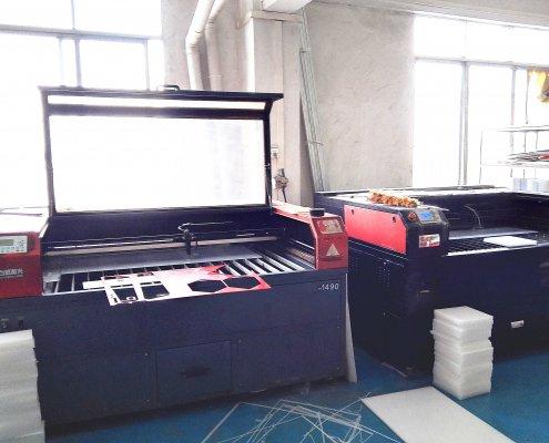 acrylic display manufacturer Laser Engraving Machine