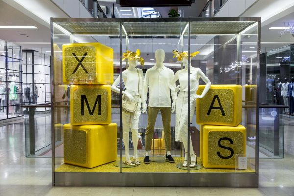 increase sales by visual merchandising