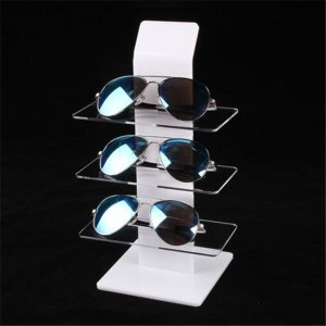 countertop acrylic sunglass displays
