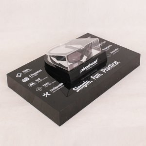 acrylic point of sale sunglass display case