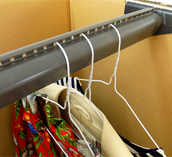 cheap hangers harm your clothes