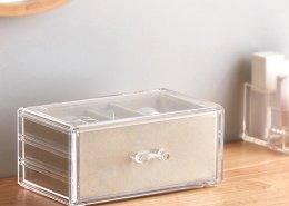 Flannel Jewelry Storage Box