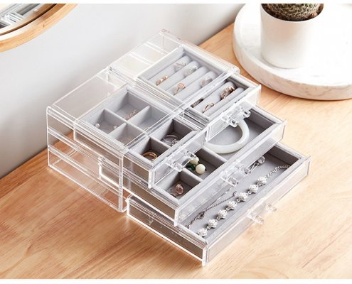 Jewelry Display Boxes with Lids