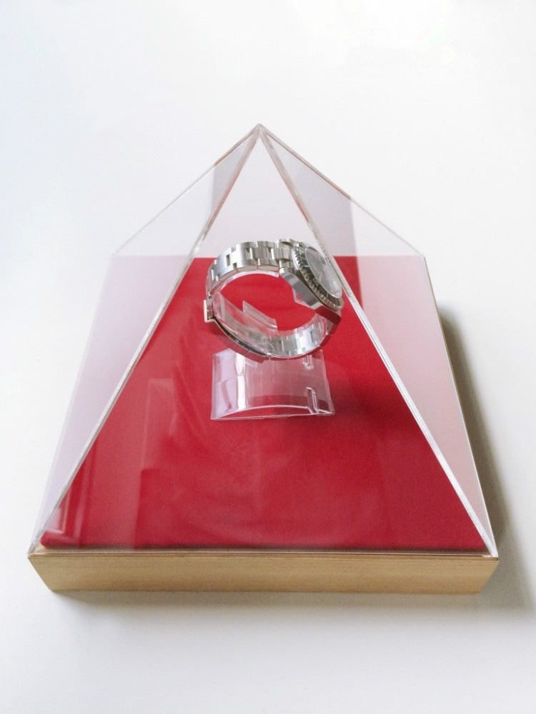 solid triangle jewelry display CY 1111 2
