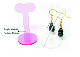 J04 Earring Display Perspex Stands