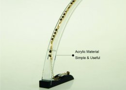 J02 Jewelry Display Stands Lucite Display