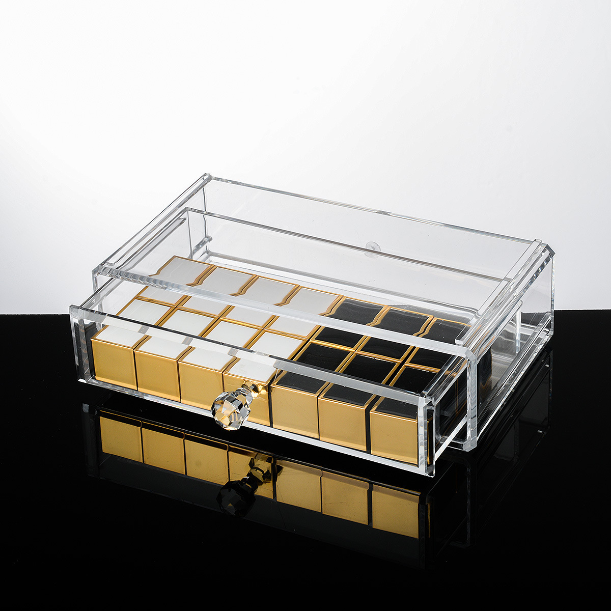 1-level jewelry display drawer Y1009S 2