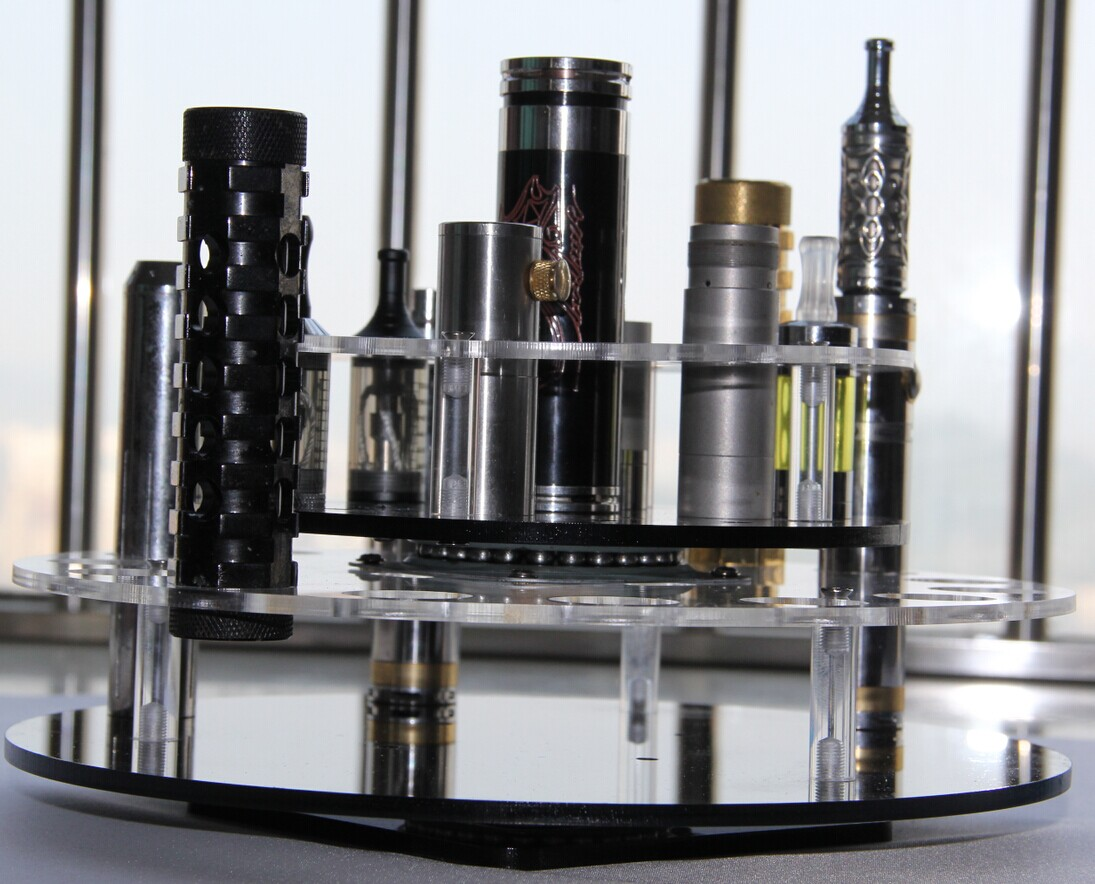 ejuice holder mod displays