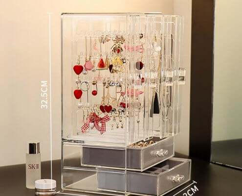 Vertical Earring Stands and Displays