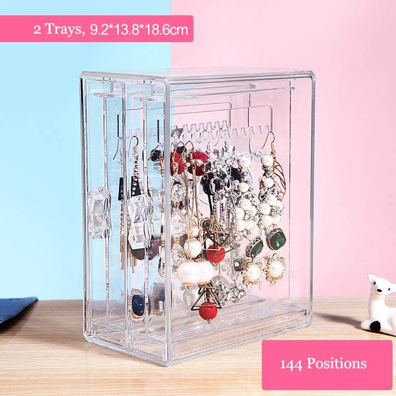 earring display box earring display tray