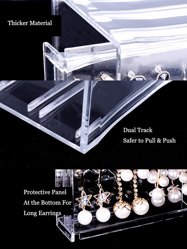 vertical earring display stands wholesale manufacturer