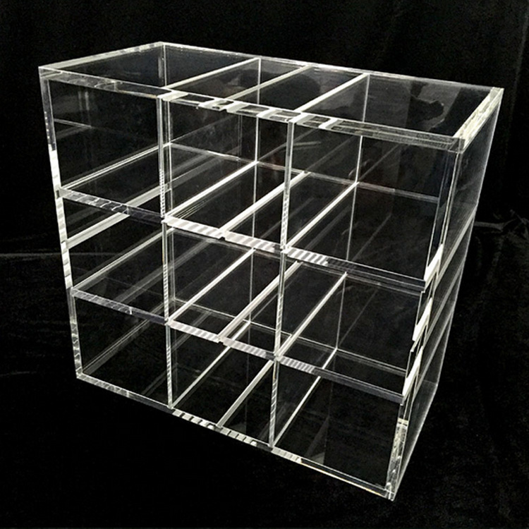 clear acrylic tray with divider 4673257188 1398449847