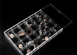 ring holder display jewelry display trays with lids