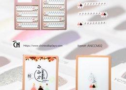 Acrylic Nail Colour Chart
