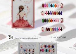 nail polish chart