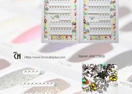 Nail Varnish Colour Chart