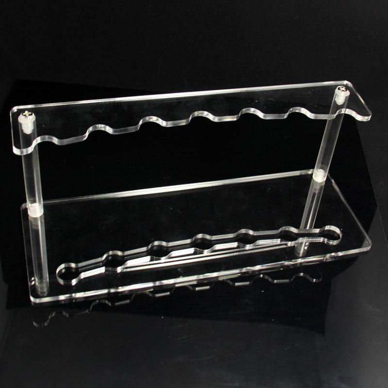 acrylic e-cigarette stand vapor shop supplies