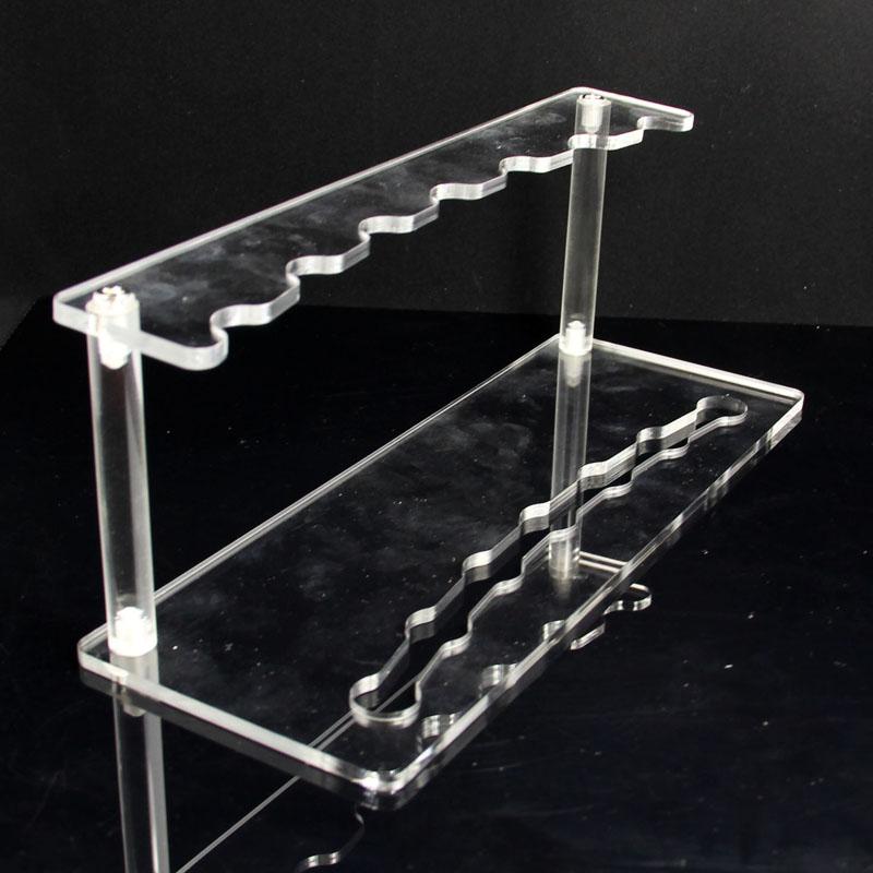acrylic e cigarette holder stand