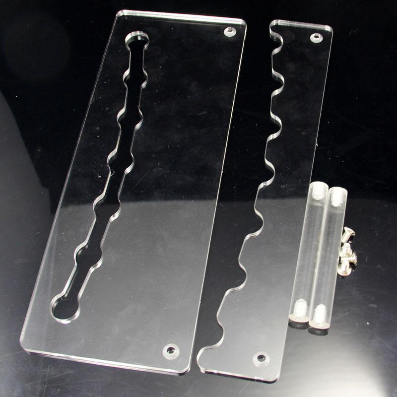 vapor display acrylic e-cigarette stand