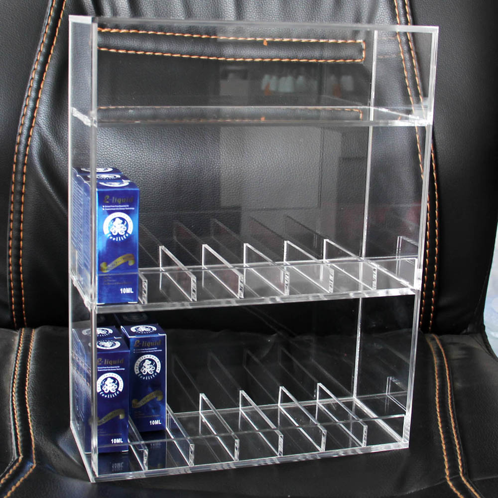 vapor display case wholesale acrylic stands