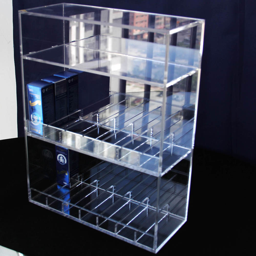 vapor display case 30ml bottle stand