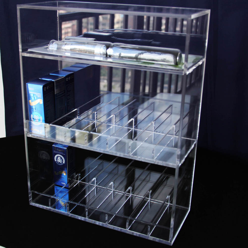 vapor display case vapro supply