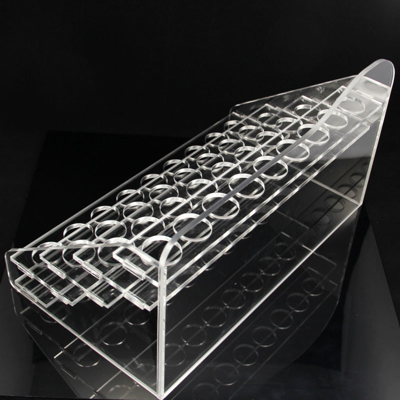 4 Tiered Acrylic Vapor Display atomiser stand
