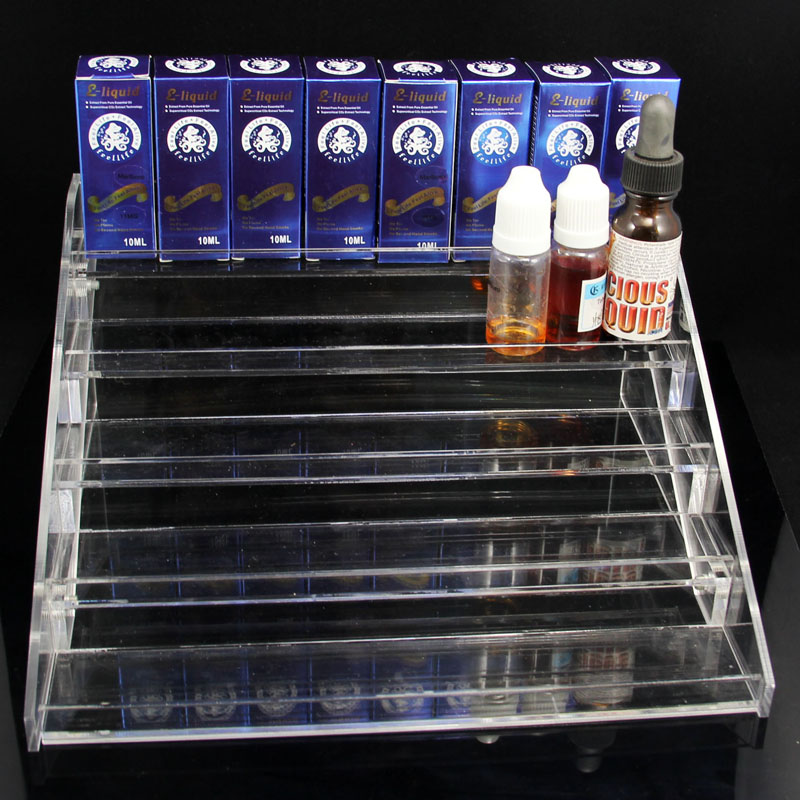 E Juice Display Rack e liquid holder