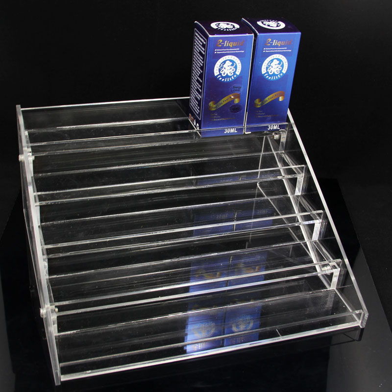E Juice Display Rack vapor store displays