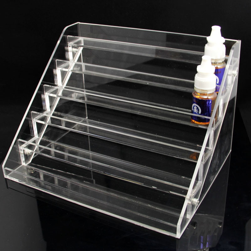 E Juice Display Rack shop display