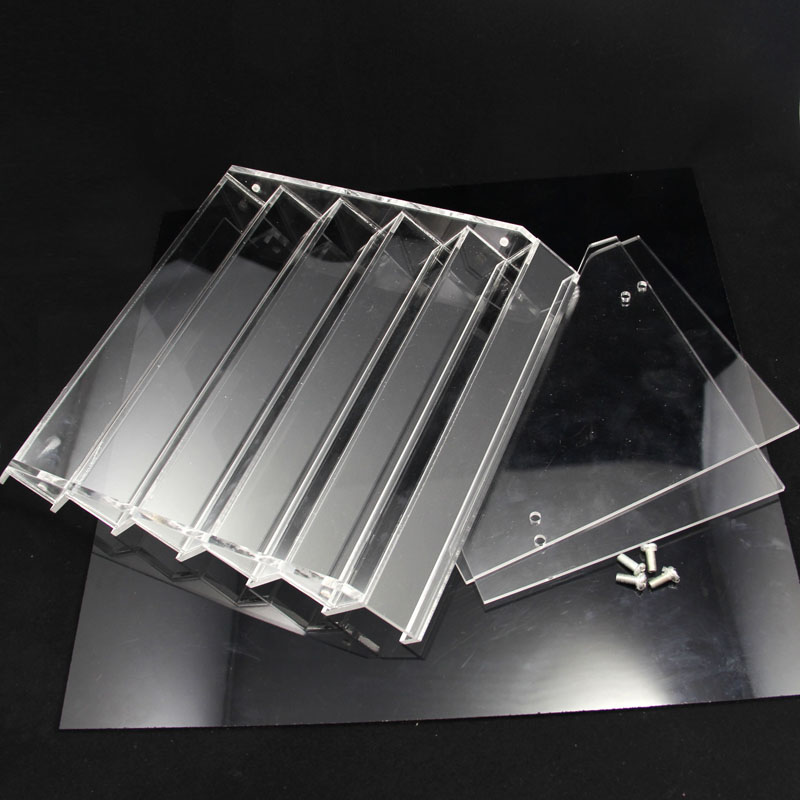 E Juice Display Rack acrylic display shelves