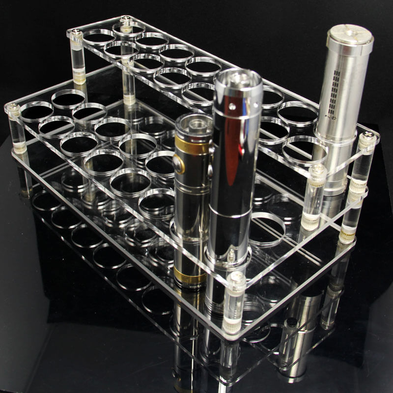 mechanical mod stand mod and juice holder
