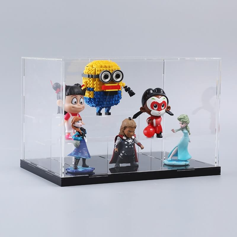 Dust-proof Funko POP Display Riser