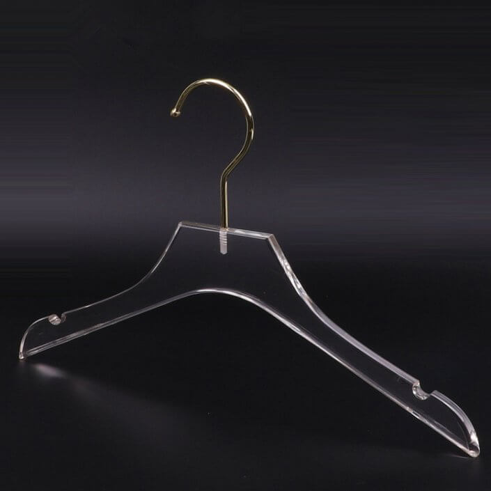 Universal Acrylic Hanger for Kids Clothing