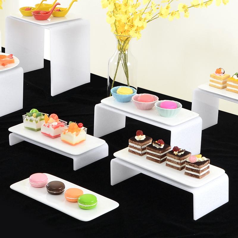 Acrylic Dessert Display Set