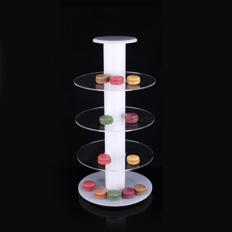 4 Levels Cupcake Display Tower