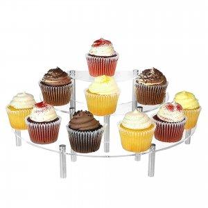 3 Tiers Dessert Display Stands