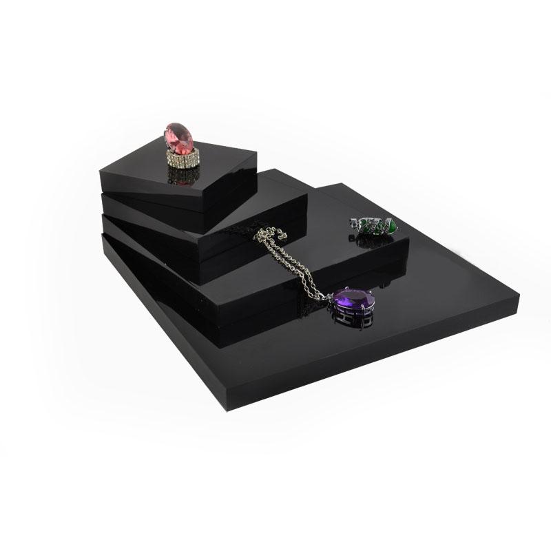 Countertop Acrylic Jewelry Display Basement Kits
