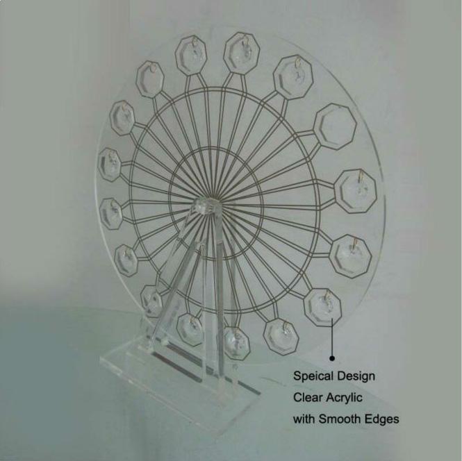 vintage jewelry display rotating jewelry display stand