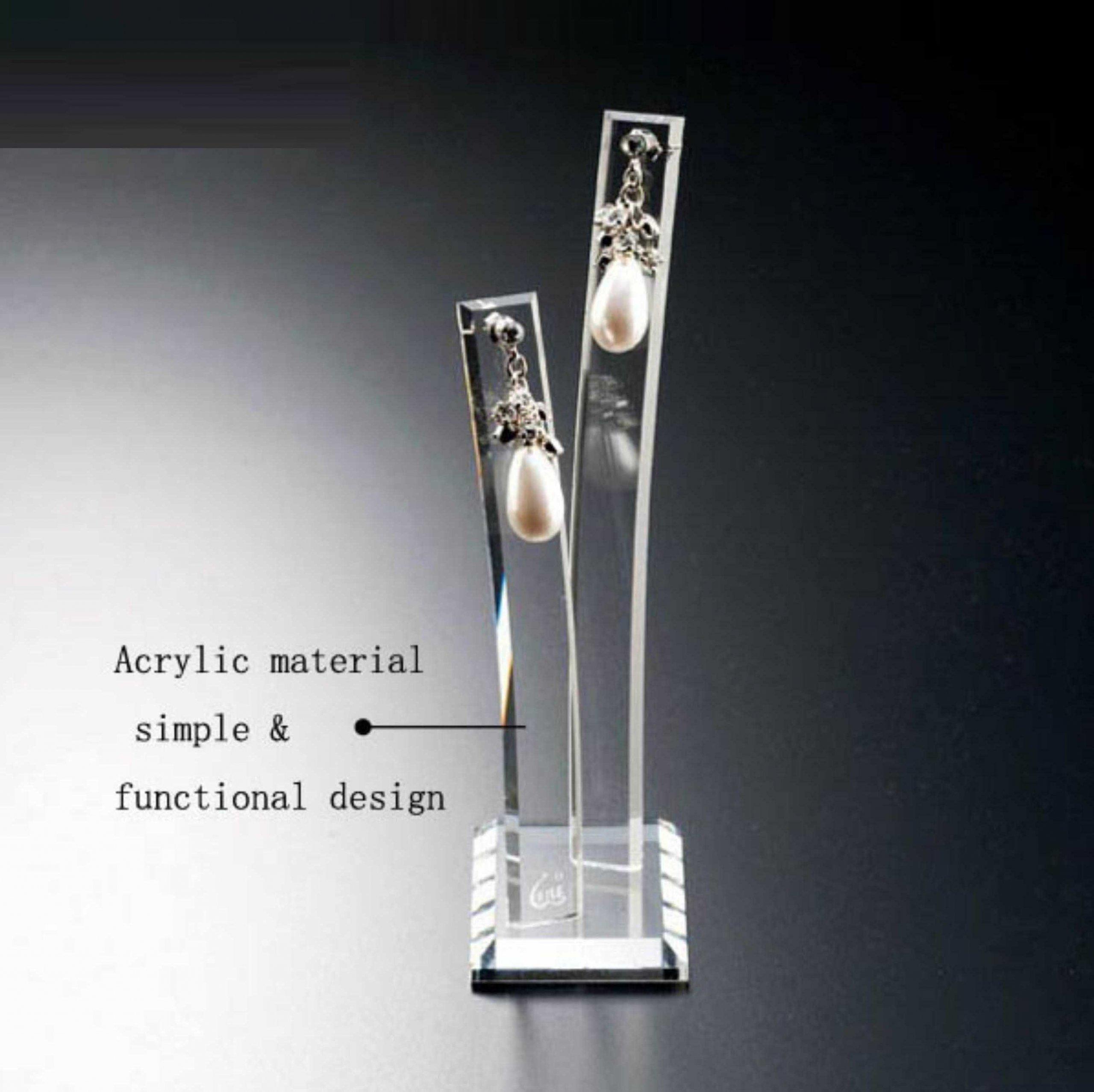 vertical bracelet stand