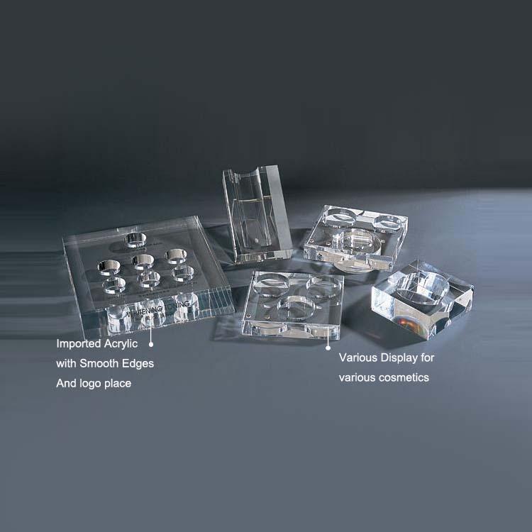 Clear Acrylic Cube With Curved Holes HT1Fl1HFK8XXXagOFbXG