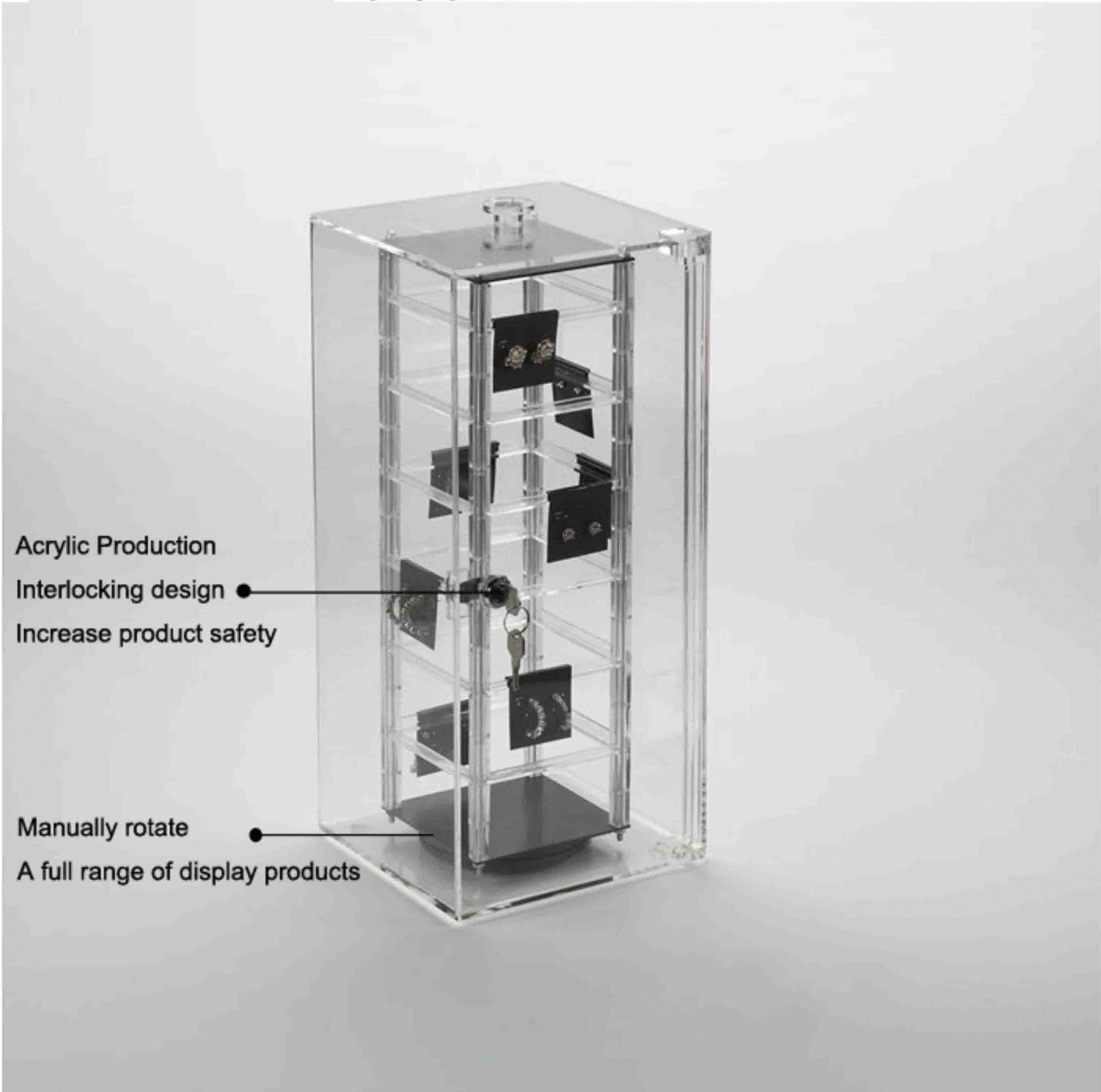 Rotating Jewelry Display Case with Lock HT1b5dGFUJbXXagOFbXF scaled